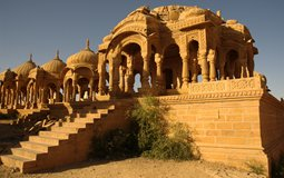 BreathtakingIndia Exclusive: Jaisalmer Things to Do | Rajasthan Things to Do - Bada Bagh