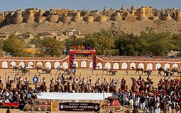 BreathtakingIndia Exclusive: Jaisalmer Things to Do | Rajasthan Things to Do - Desert Festival