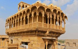 BreathtakingIndia Exclusive: Jaisalmer Things to Do | Rajasthan Things to Do - Salim Singh-ki Haveli