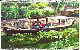 BreathtakingIndia Exclusive: Alappuzha Tours | Kerala Tours - Village Backwater Canoeing Trip