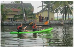 BreathtakingIndia Exclusive: Alappuzha Tours | Kerala Tours - 7 Hour Daily Kayaking Tour