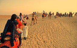 BreathtakingIndia Exclusive: Jaisalmer Things to Do | Rajasthan Things to Do - Camel Safari