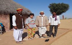 BreathtakingIndia Exclusive: Jodhpur Tours | Rajasthan Tours - BISHNOI VILLAGE TOUR