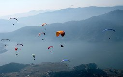 BreathtakingIndia Exclusive: Dalhousie Things to Do | Himachal Pradesh Things to Do - Paragliding