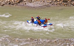 BreathtakingIndia Exclusive: Spiti Valley Things to Do | Himachal Pradesh Things to Do - River Rafting