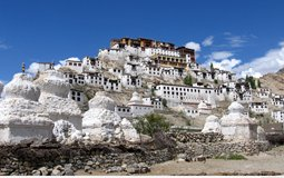 BreathtakingIndia Exclusive: Thikse Monastery Things to Do | Jammu & Kashmir Things to Do - Thikse Monastery