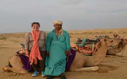 BreathtakingIndia Exclusive: Jaisalmer Tours | Rajasthan Tours - SUNSET SAFARI WITH DINNER