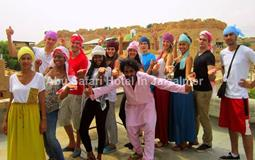 BreathtakingIndia Exclusive: Jaisalmer Tours | Rajasthan Tours - DESERT DAY TOUR
