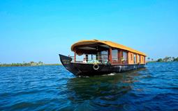 BreathtakingIndia Exclusive: Alappuzha Tours | Kerala Tours - ALLEPPEY-ALLEPPEY (DAY CRUISE)