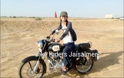 BreathtakingIndia Exclusive: Jaisalmer Tours | Rajasthan Tours - BIKE TOUR IN JAISALMER