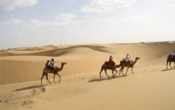 BreathtakingIndia Exclusive: Jaisalmer Tours | Rajasthan Tours - HALF DAY SUNSET TOUR