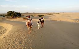 BreathtakingIndia Exclusive: Jaisalmer Tours | Rajasthan Tours - THE SUNSET TRIP