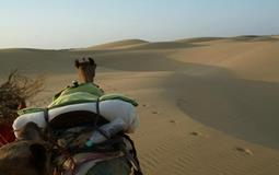 BreathtakingIndia Exclusive: Jaisalmer Tours | Rajasthan Tours - EVENING DESERT SAFARI