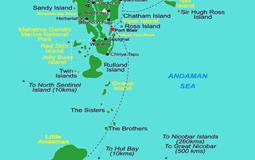 BreathtakingIndia Exclusive: Andaman Islands Tours | Andaman & Nicobar Tours - CINQUE ISLAND - GAME FISHING DAY TRIP
